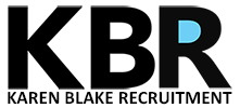 Karen Blake Recruitment Logo